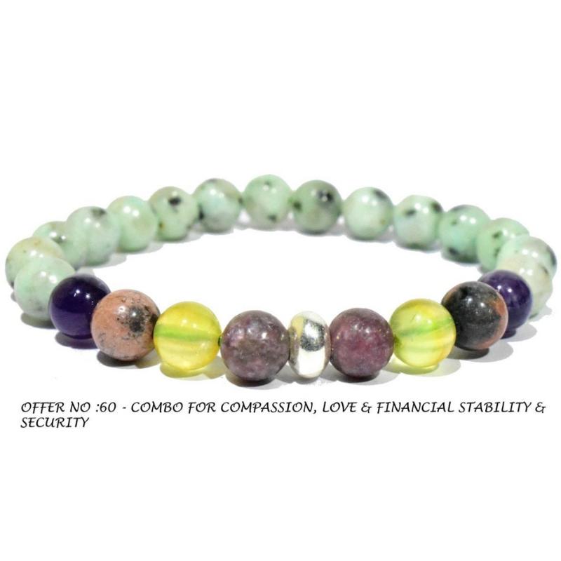 Crystal Combo Bracelet