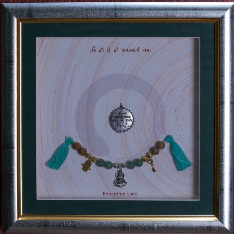 Education Luck Saraswati Mantra