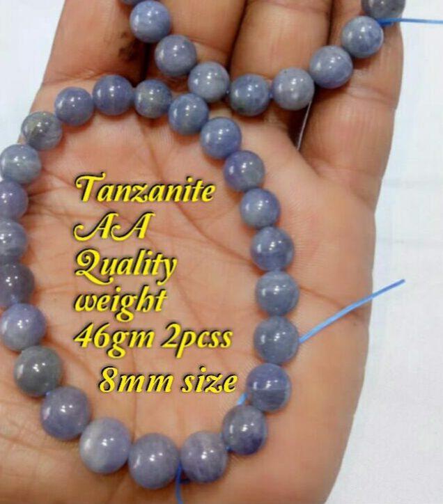 Tanzanite chakra healing and balancing energy